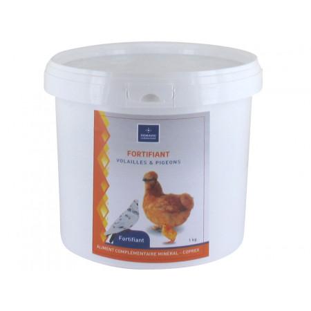 Granulés fortifiants pour volaille Demavic 1kg