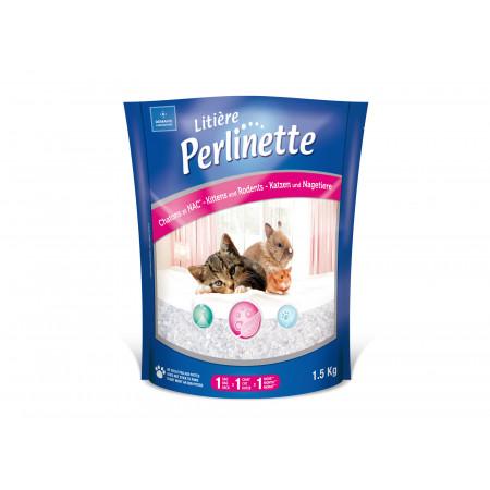Litière Perlinette chaton et NAC Demavic 1,5kg
