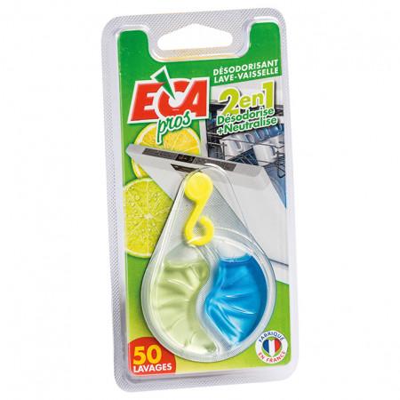 Désodorisant lave-vaisselle 2 en 1 ECA PROS