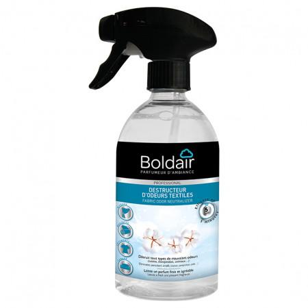 Destructeur d'odeurs textiles BOLDAIR
