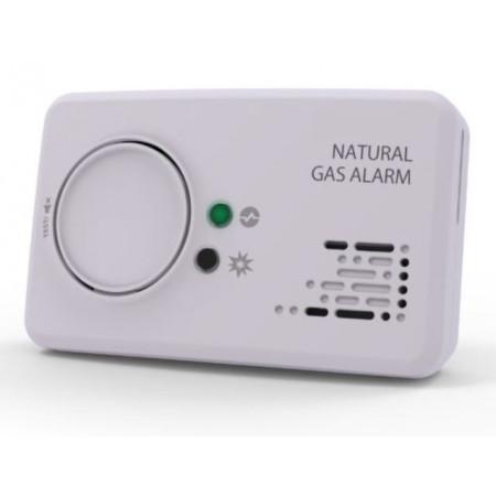 Détecteur avertisseur de gaz naturel autonome