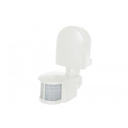 Détecteur de mouvement orientable 120° 500W blanc
