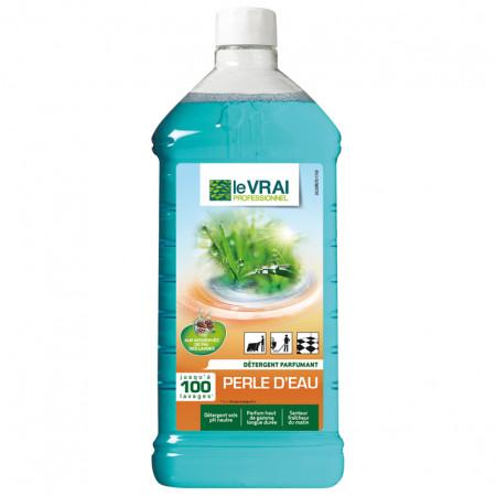 Détergent parfumant perle d'eau 1L LE VRAI