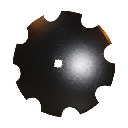Disque crénelé 460x3,5mm ADAPTABLE