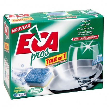 Doses lave-vaisselle ECA PROS
