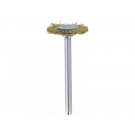 Brosses laiton couronne DREMEL® x2