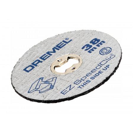 Disques Ez Speedclic métaux Ø38mm DREMEL® x12
