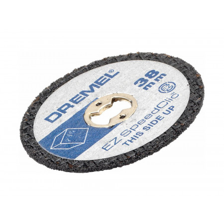 Disques Ez Speedclic PVC Ø38mm DREMEL® x5