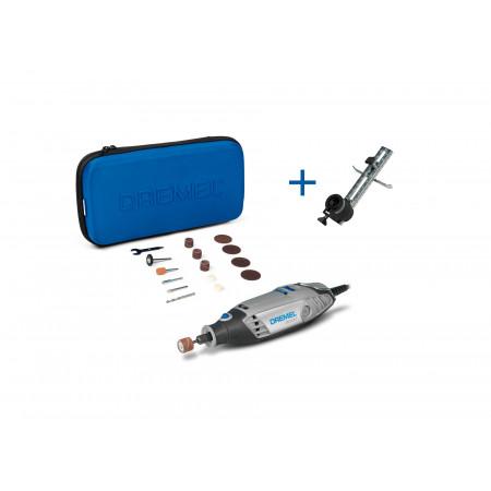 Outil multifonctions DREMEL® 3000 + 15 accessoires + guide