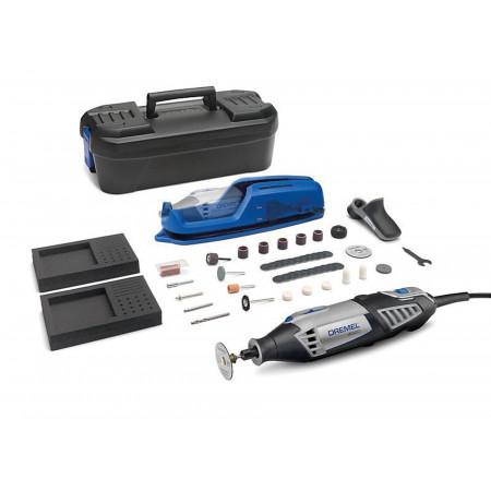 Outil multifonctions DREMEL® 4000 + 45 accessoires