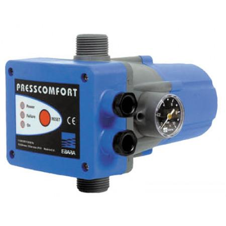 Pressostat câblé PRESSCOMFORT pour pompe