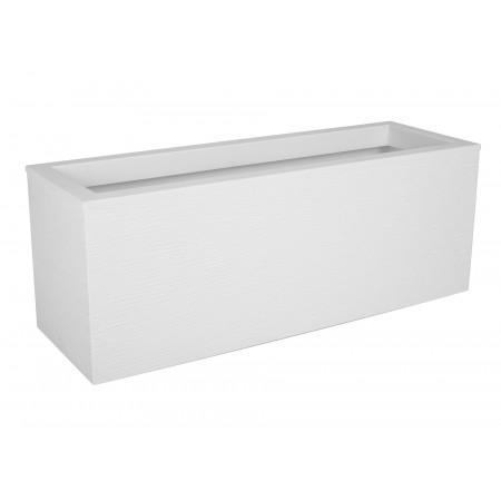 Balconnière EDA Graphit Up 59cm Blanc