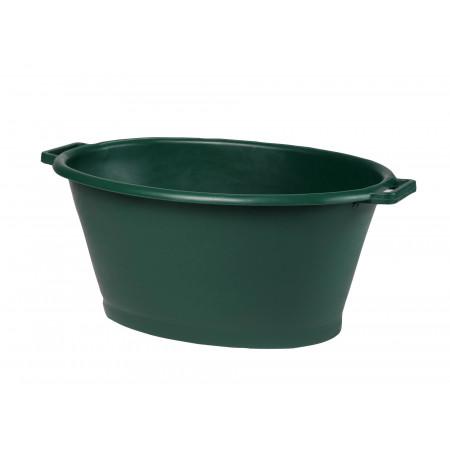 Baquet ovale 50L vert canada