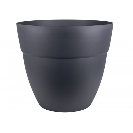 Pot EDA Cancun anthracite Ø70cm