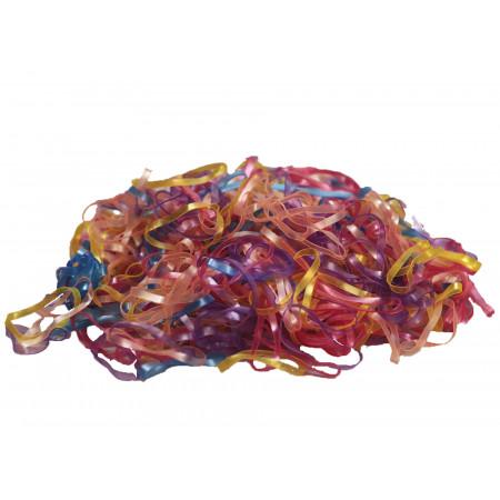 Elastiques silicone x500 multicolore