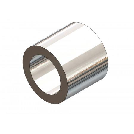 Entretoise tube 15x9mm