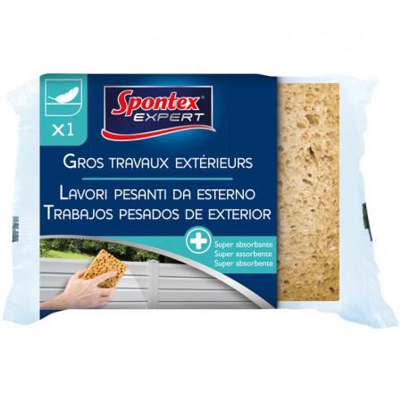 Éponge gros travaux SPONTEX EXPERT