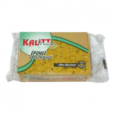 Éponge végétale gros travaux KALITT