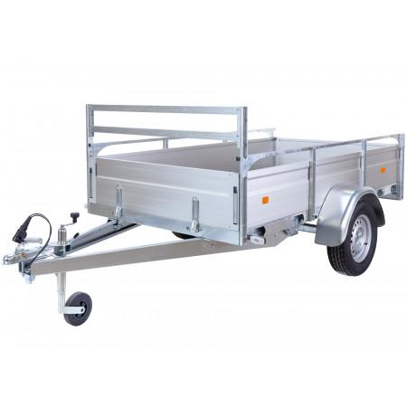 Remorque ERDE Expert XT250 L.2,50m 750kg