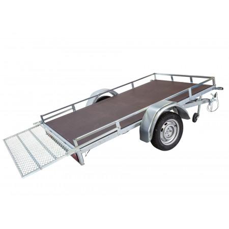 Remorque porte voiture ERDE PLC251 2.50m 750kg