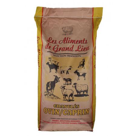 Aliment ovins caprins 25kg