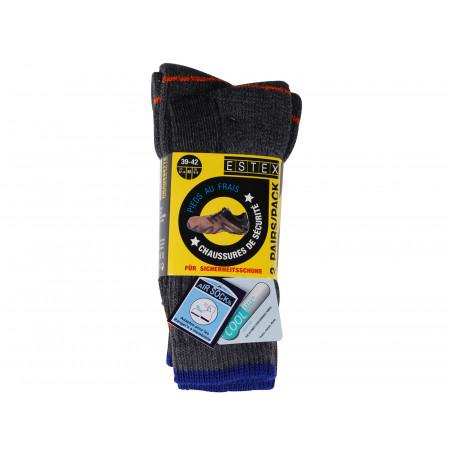 Chaussettes ESTEX Coolmax x2