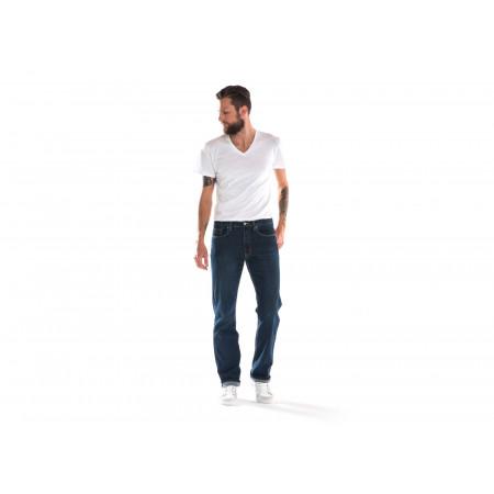 Jean de travail Stretch Used Zip