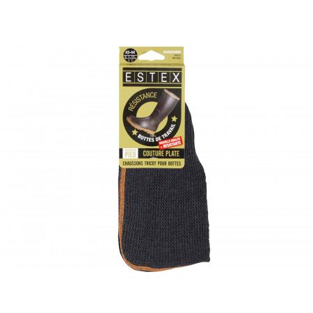 Chaussons pour bottes ESTEX Tricots