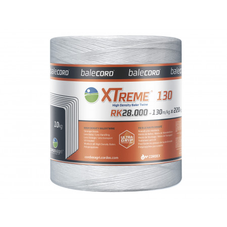 Ficelle agricole blanche XTREME 130