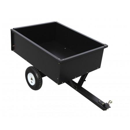 Remorque pour tracteur tondeuse 180kg
