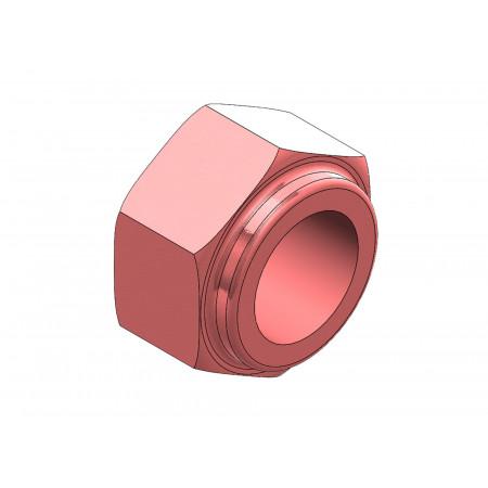 Ecrou frein 16mm