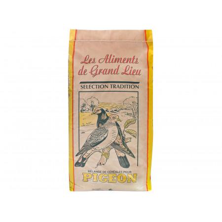 Aliment Pigeon Les Aliments de Grand Lieu 25kg
