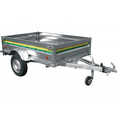 Remorque basculante 2,05m 500kg ESPACE EMERAUDE SAPHIR 20