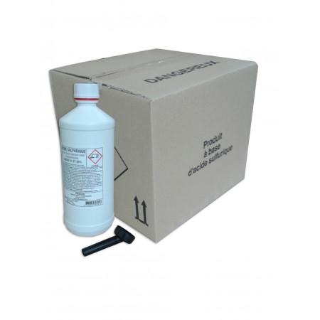 Acide de batterie EXIDE 1L