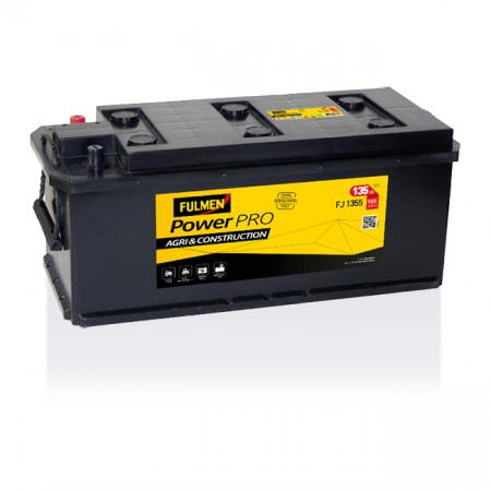 Batterie POWER PRO AGRI 135AH 1000A