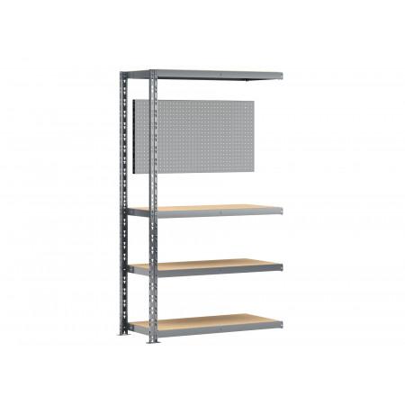 Extension E pour étagère MODULO STORAGE 3 plateaux 40x100
