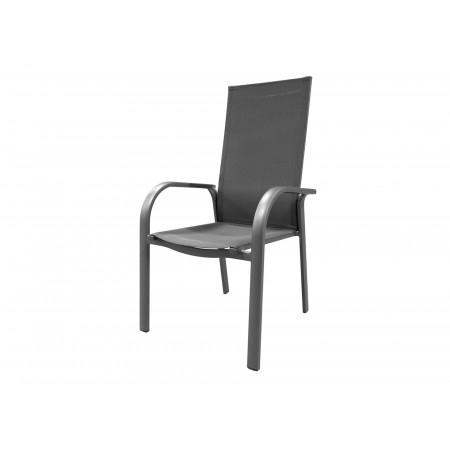 Fauteuil Paseo anthracite