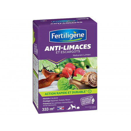 Anti limaces naturel 1kg FERTILIGENE