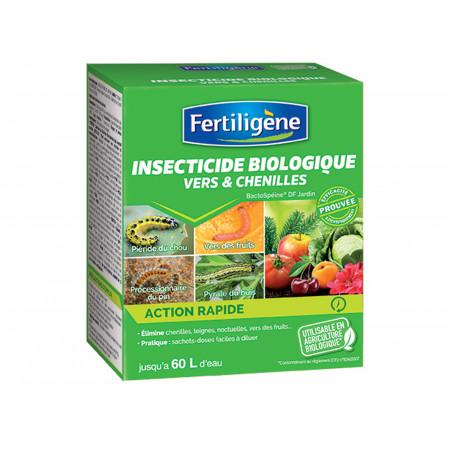 Insecticide vers et chenilles 30g FERTILIGENE