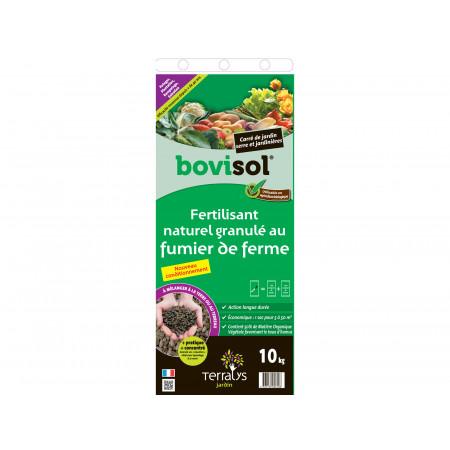 Fertilisant Bovisol 10 kg