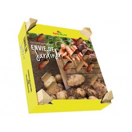 Plants de pommes de terre pack 3 variétés