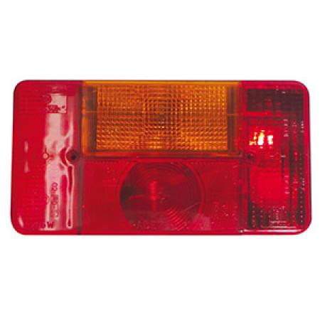 Feu droit pour remorque RADEX 5001