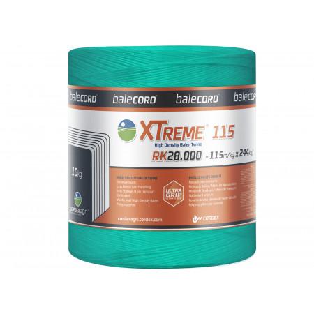 Ficelle agricole verte XTREME 115