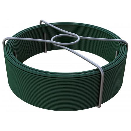 Fil d'attache vert Ø1,10 L50m