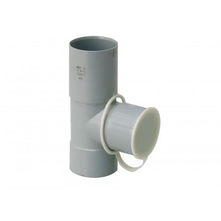 Collecteur d'eau de pluie Ø50/50 Gris