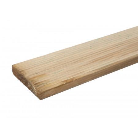 Lame bois rainurée à emboiter Diego 2,40m
