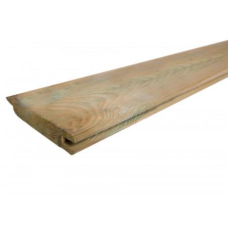 Lame emboitable bois 200x13,2cm