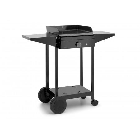 Chariot acier pour plancha Forge Adour Origin 45