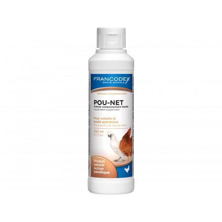 Anti-poux pour poules Pou'Net Francodex 250ml