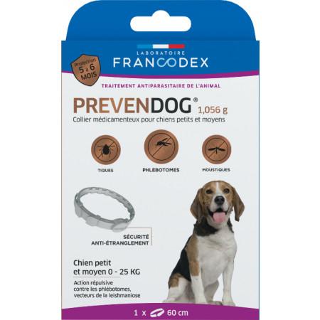Collier Prevendog® chien de 0 à 25kg